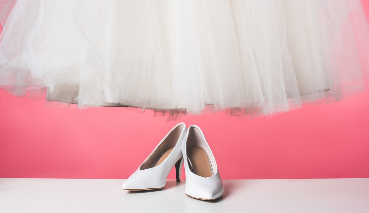 Scarpe da sposa, quali scegliere in inverno