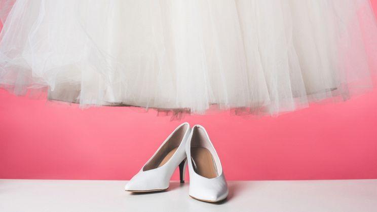 Scarpe Da Sposa Quali Scegliere.Sposa In Inverno Ecco Quali Scarpe Indossare Con Il Freddo Pg