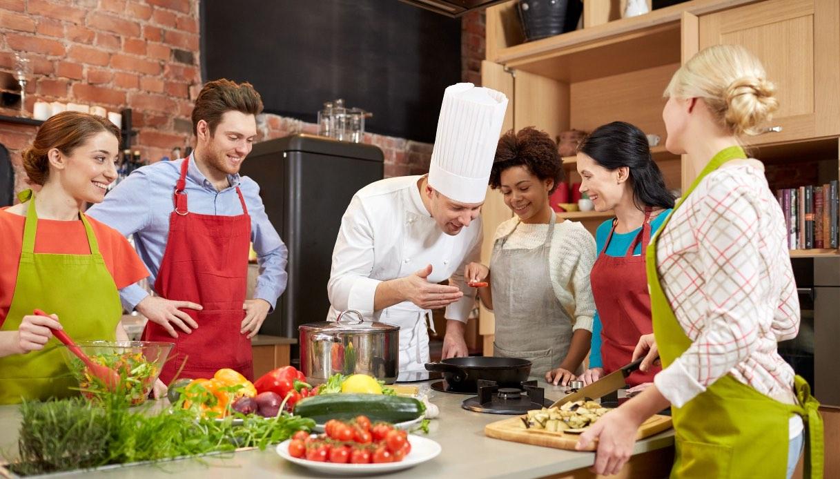 Cerchi Un Corso Di Cucina A Roma Pg Magazine