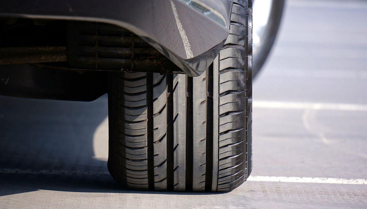pneumatici, quanto durano?