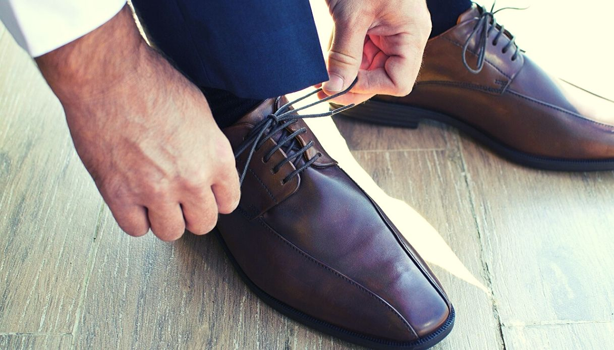 scarpe da uomo, Derby o Oxford?
