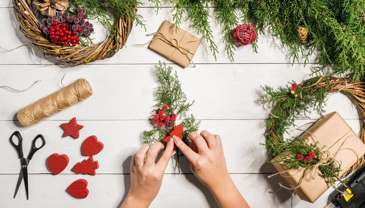 Idee natalizie per gli amanti del bricolage