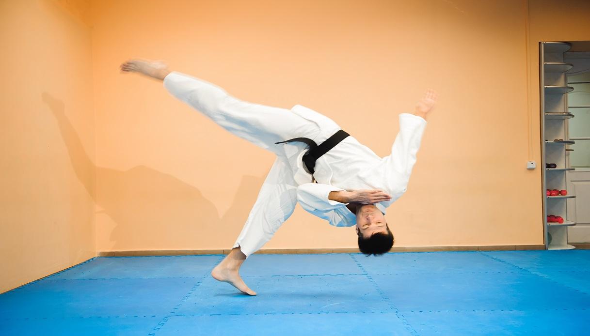 judo roma dove iscriversi
