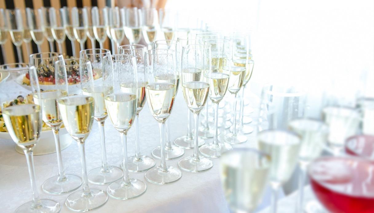 Organizzare l'open bar per il proprio matrimonio