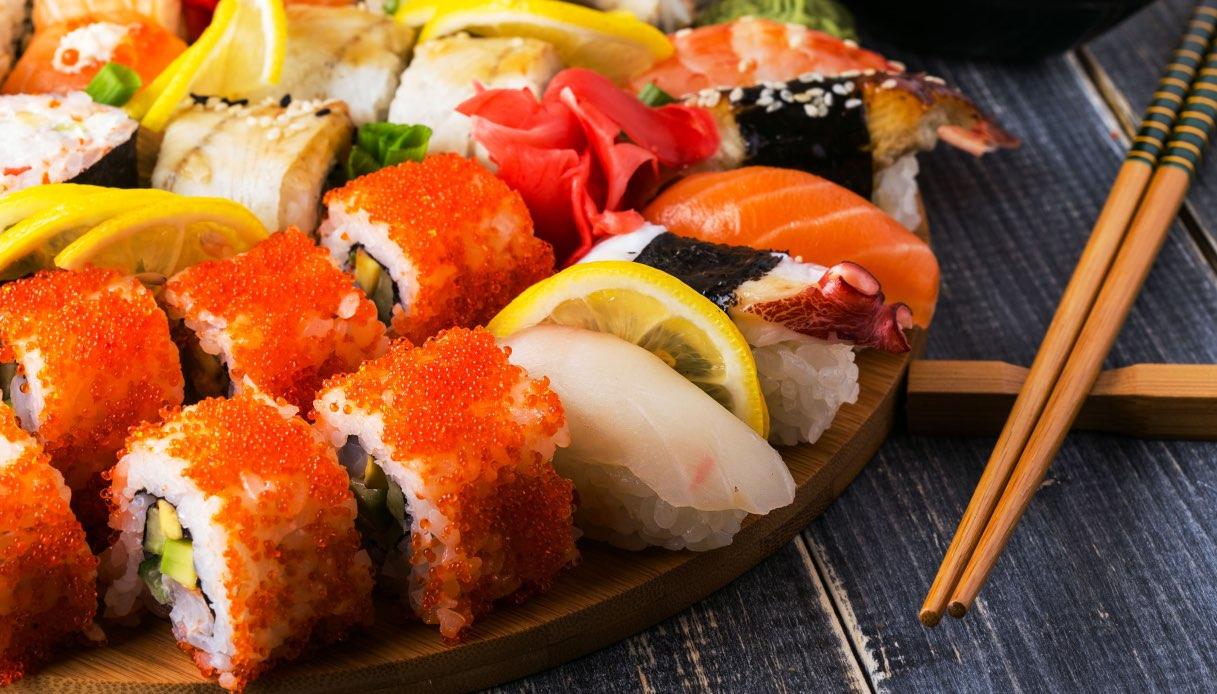 Firenze, la lista dei ristoranti di sushi