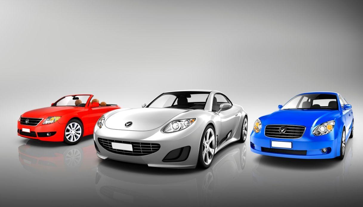 Quali colori per auto vanno di moda nel 2020