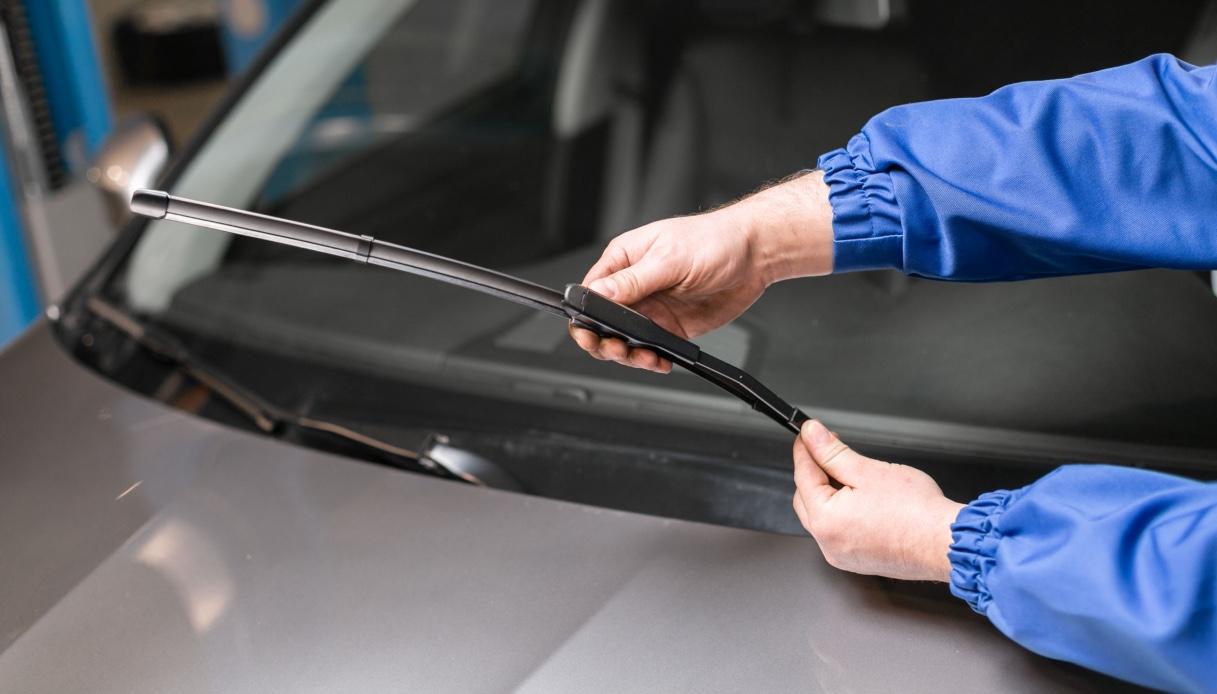 sensore di pioggia per auto, funzionamento