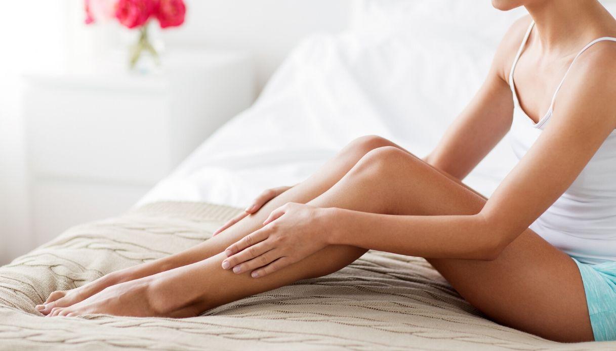 Quali massaggi farsi fare per gambe gonfie?