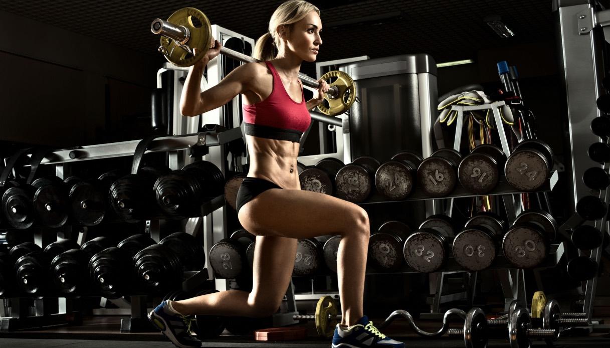 Abbigliamento sportivo per fare bodybuilding