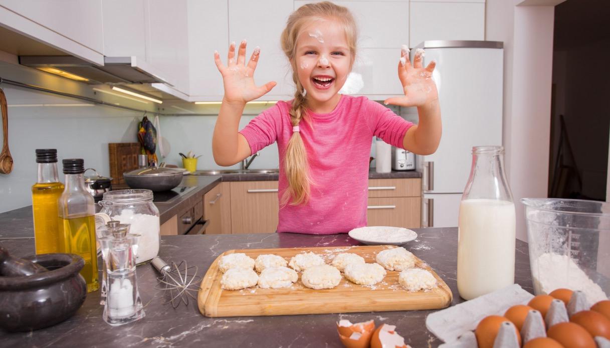 Quali ricette fare con i bambini