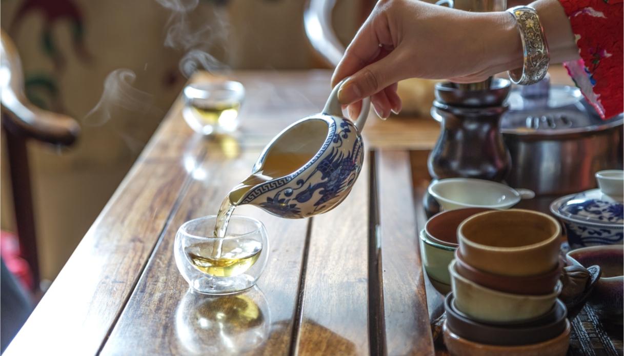 cerimonia del tè, tutti i segreti