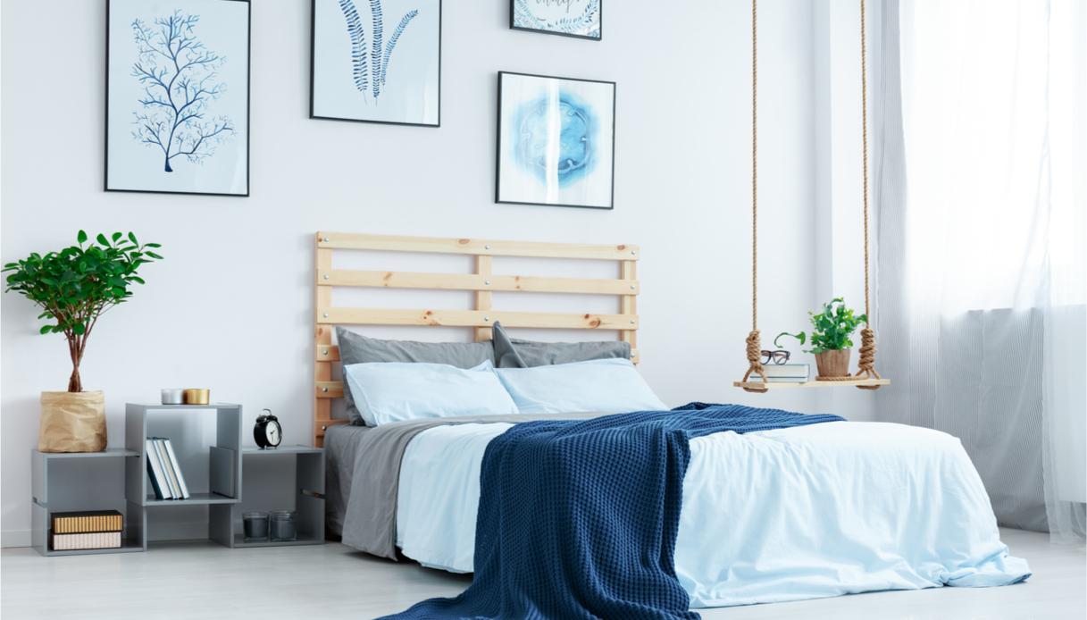 Parete Dietro Letto Idee 3 idee per la parete dietro al letto | pg magazine