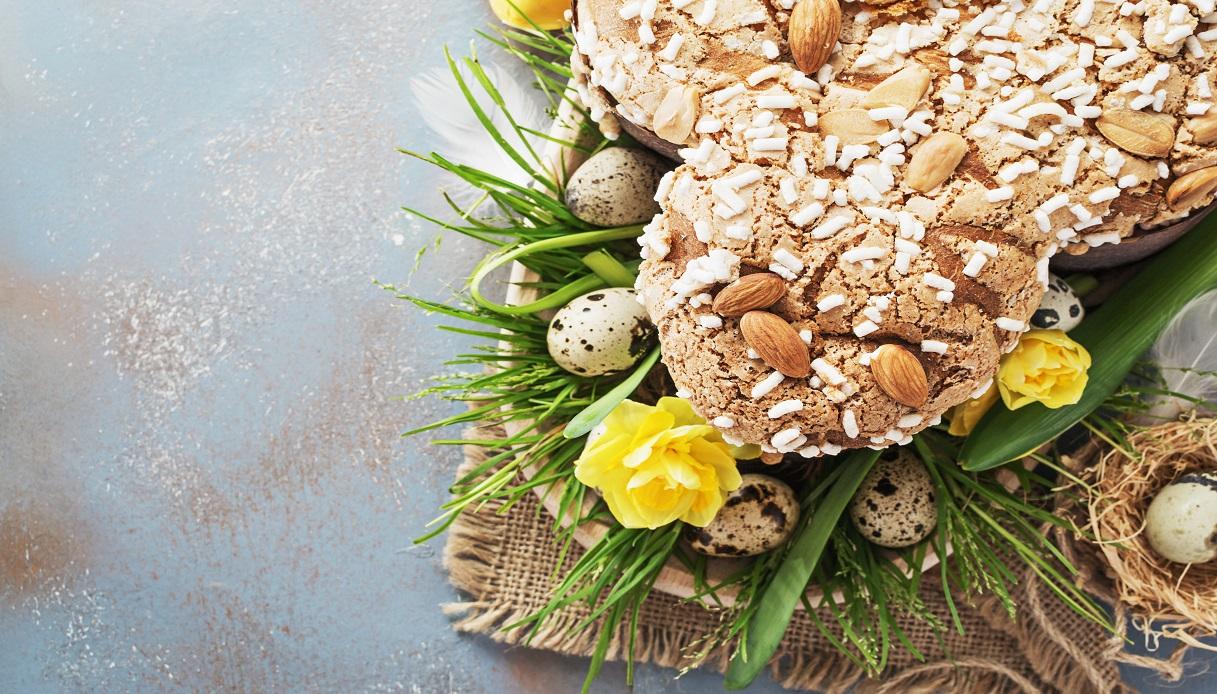ricette dolci e salate da fare con la colomba