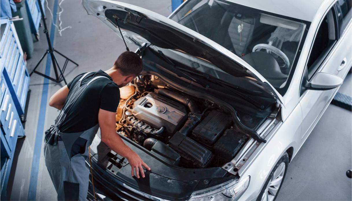 pompa acqua auto, cosa fare se si rompe