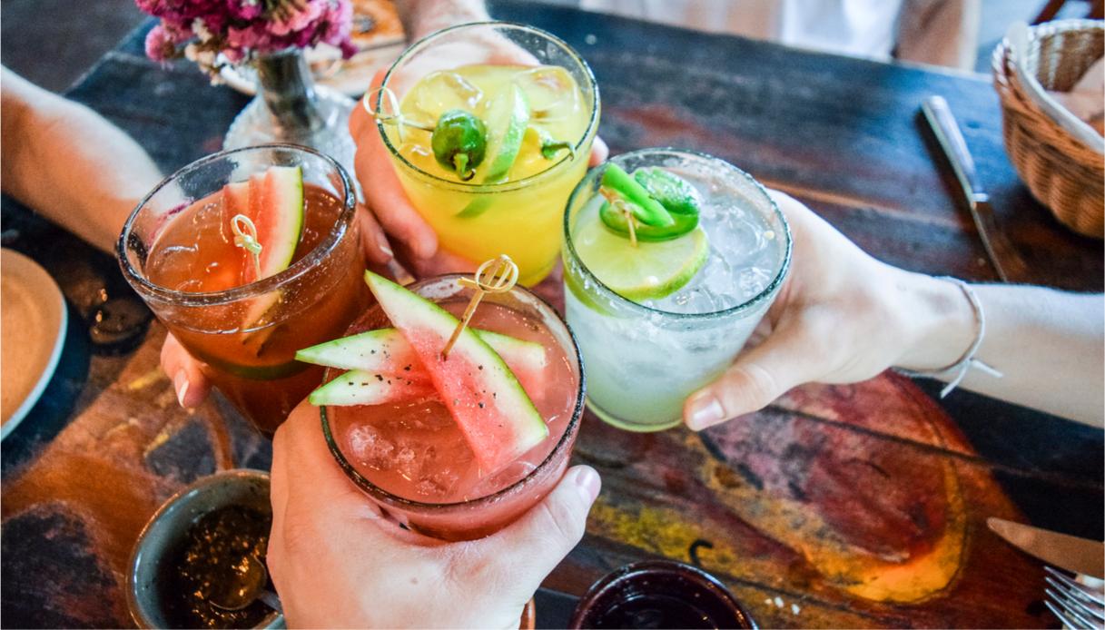 cocktail d'asporto, come funziona il servizio