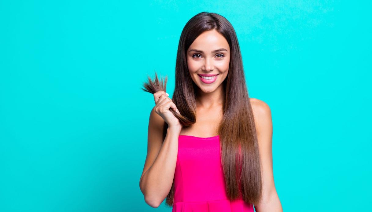 Scopri i migliori tagli per capelli lisci