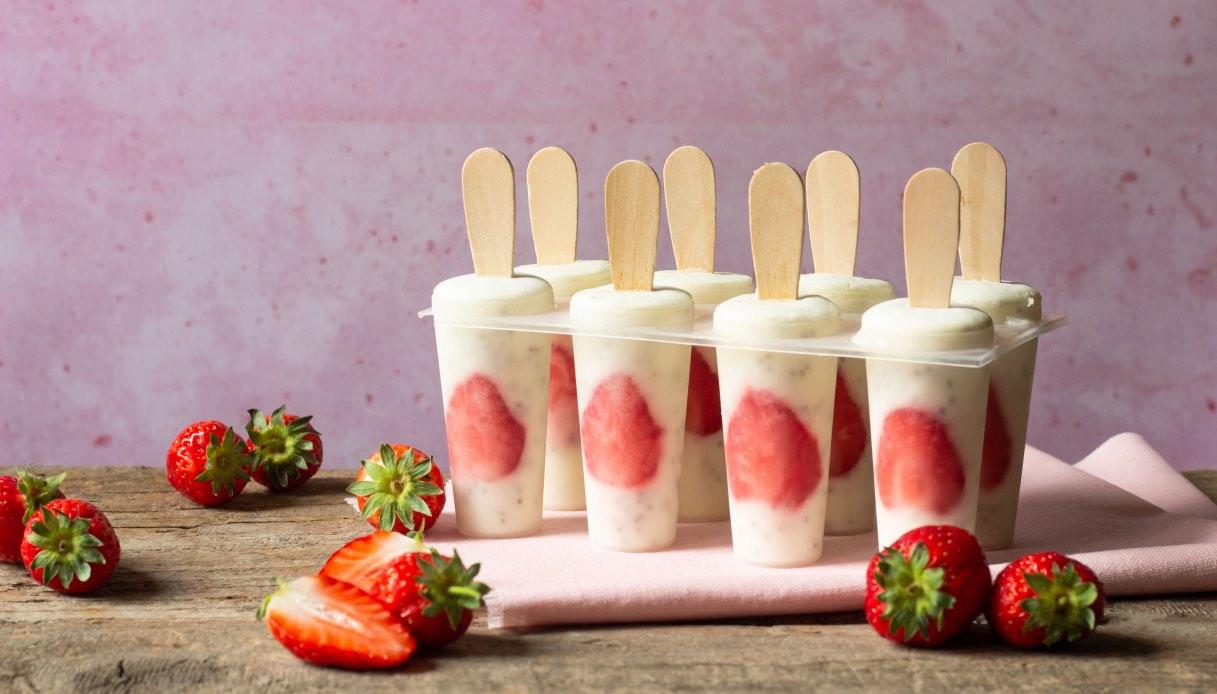 5 dolci light per l'estate
