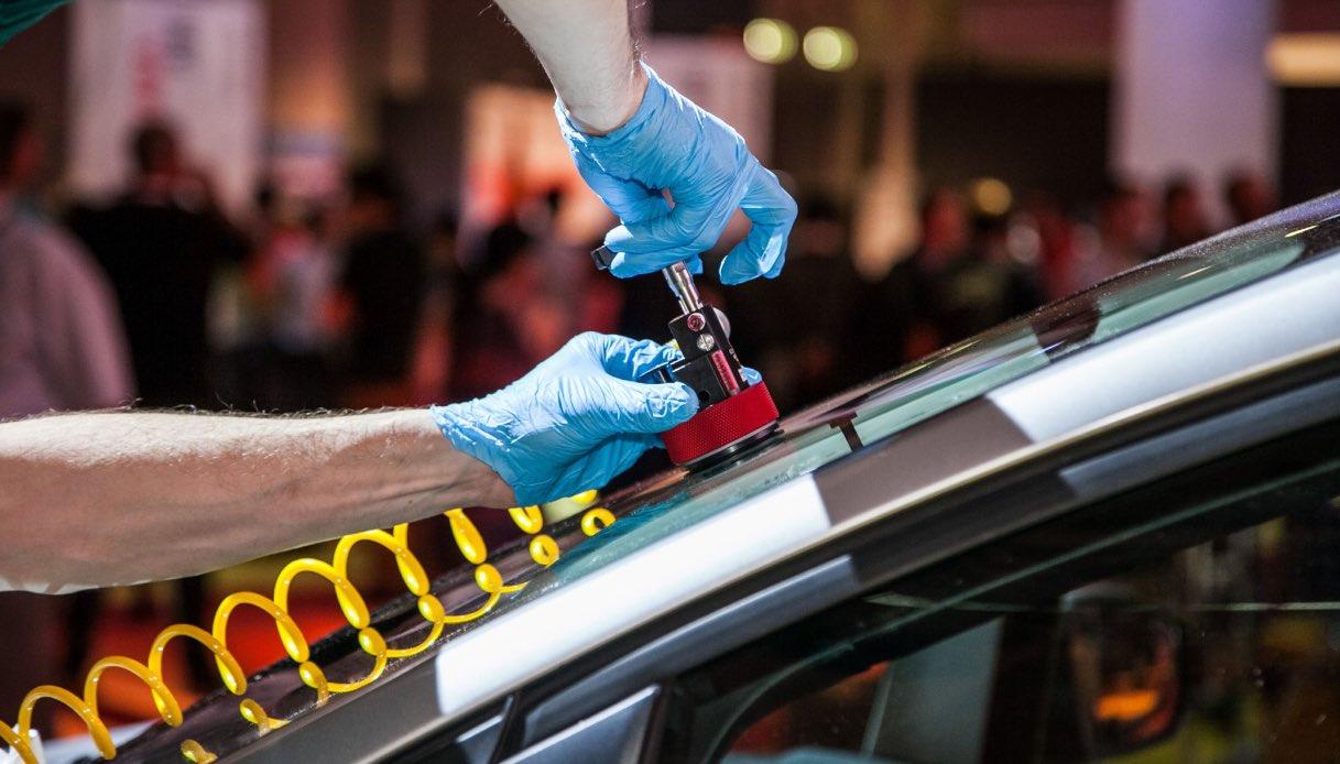 Sostituzione dei vetri dell'auto: quando farlo
