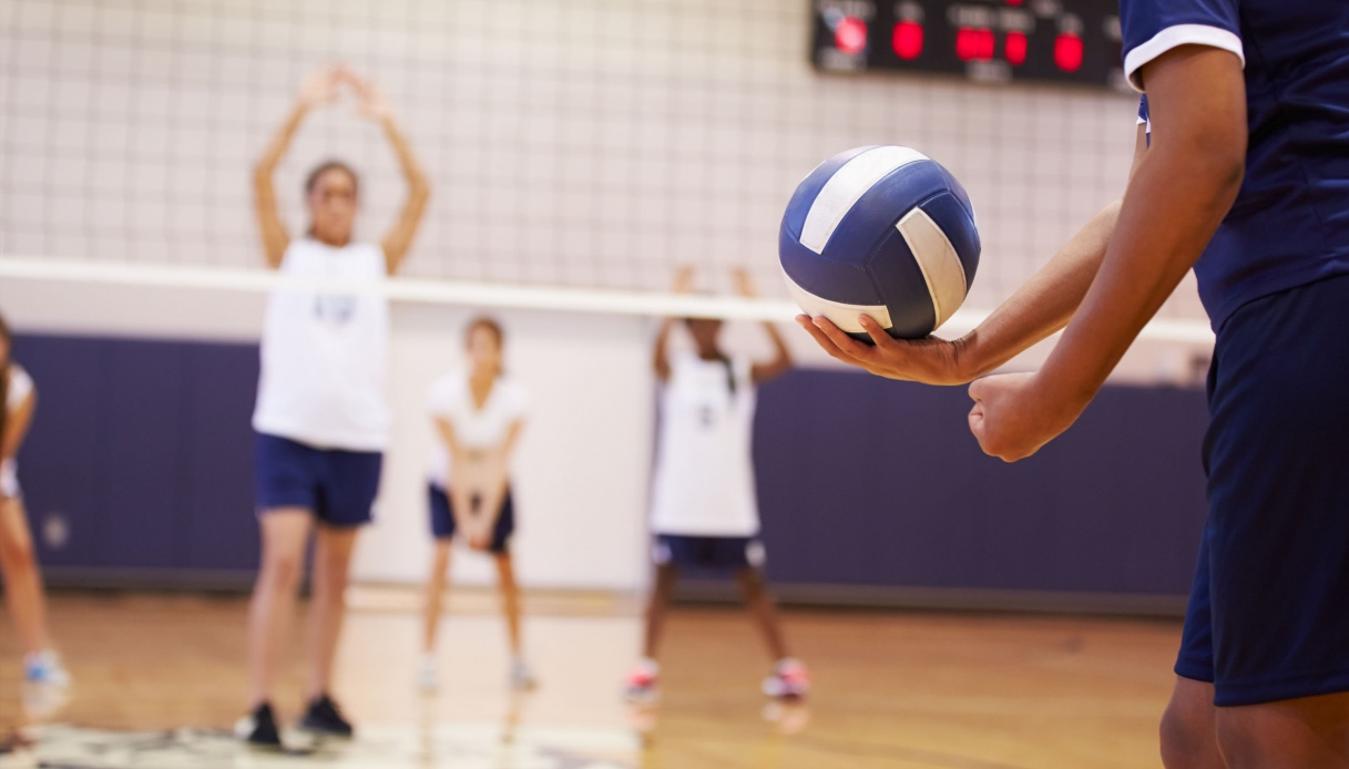 Esercizi per Allenamento di pallavolo