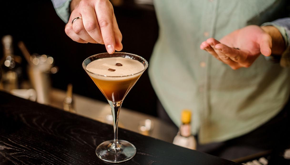 Ecco i migliori cocktail al caffè