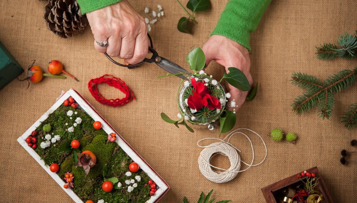 5 idee per decorare la tavola a Natale