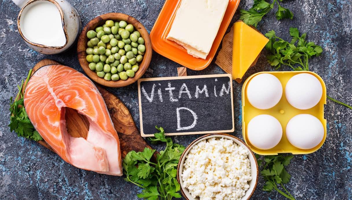 Alimenti ricchi di Vitamina D: quali sono?