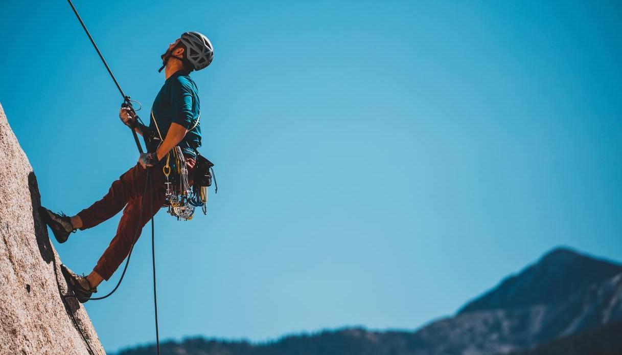 corda da arrampicata