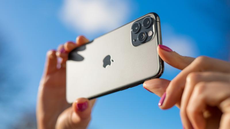 Fotocamera iPhone 13