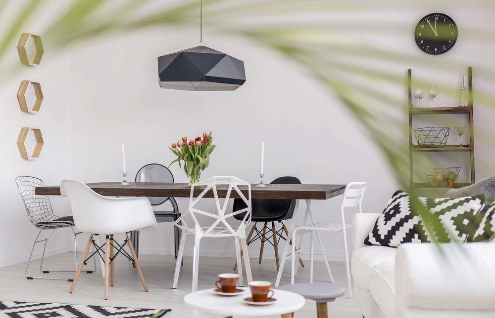 Sedie Da Abbinare A Tavolo In Legno.Come Arredare La Casa In Modo Rustico E Di Design