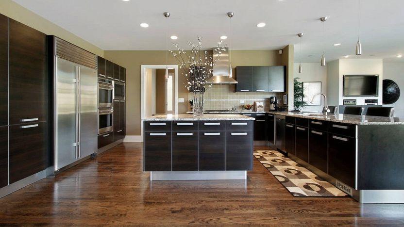 Pavimenti per cucina e soggiorno guida alla scelta for Pavimenti per cucina e soggiorno