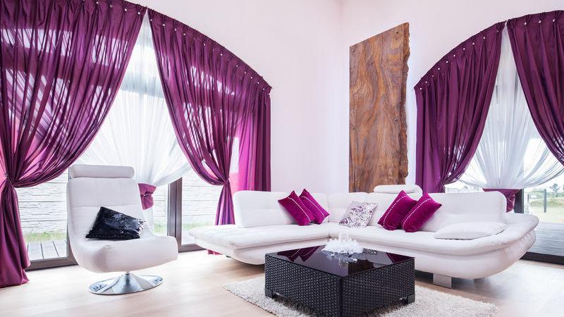 Arredare casa con le tende consigli e idee di design da for Preventivo arredamento casa