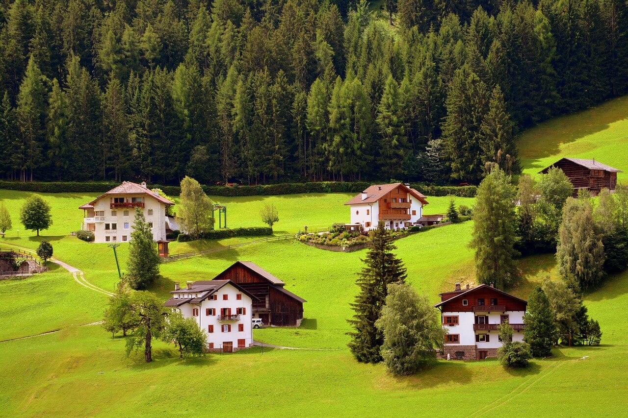 Recinzioni Per Case Di Montagna come arredare una casa in montagna? idee da copiare