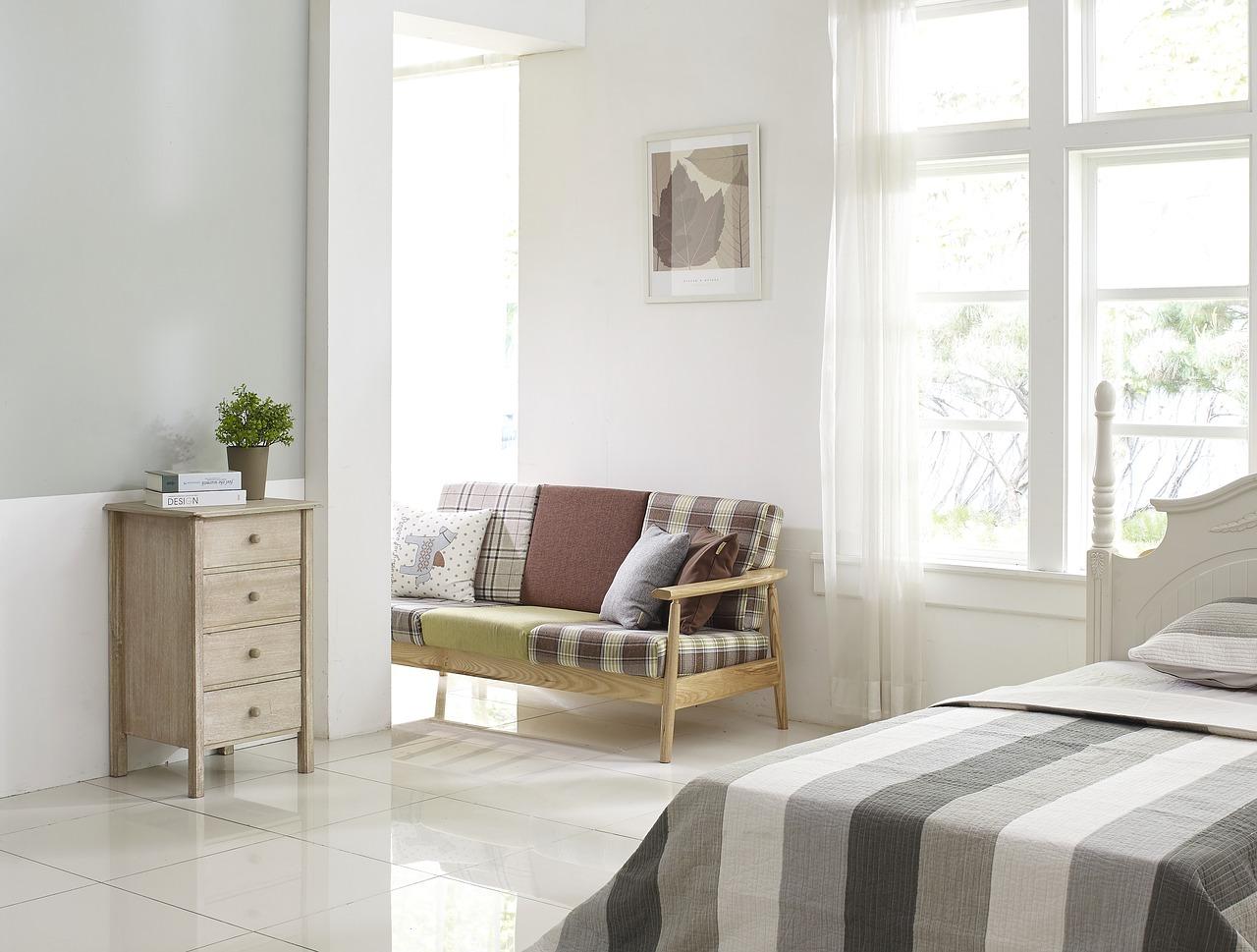 Scegliere i colori giusti per le pareti della camera da letto