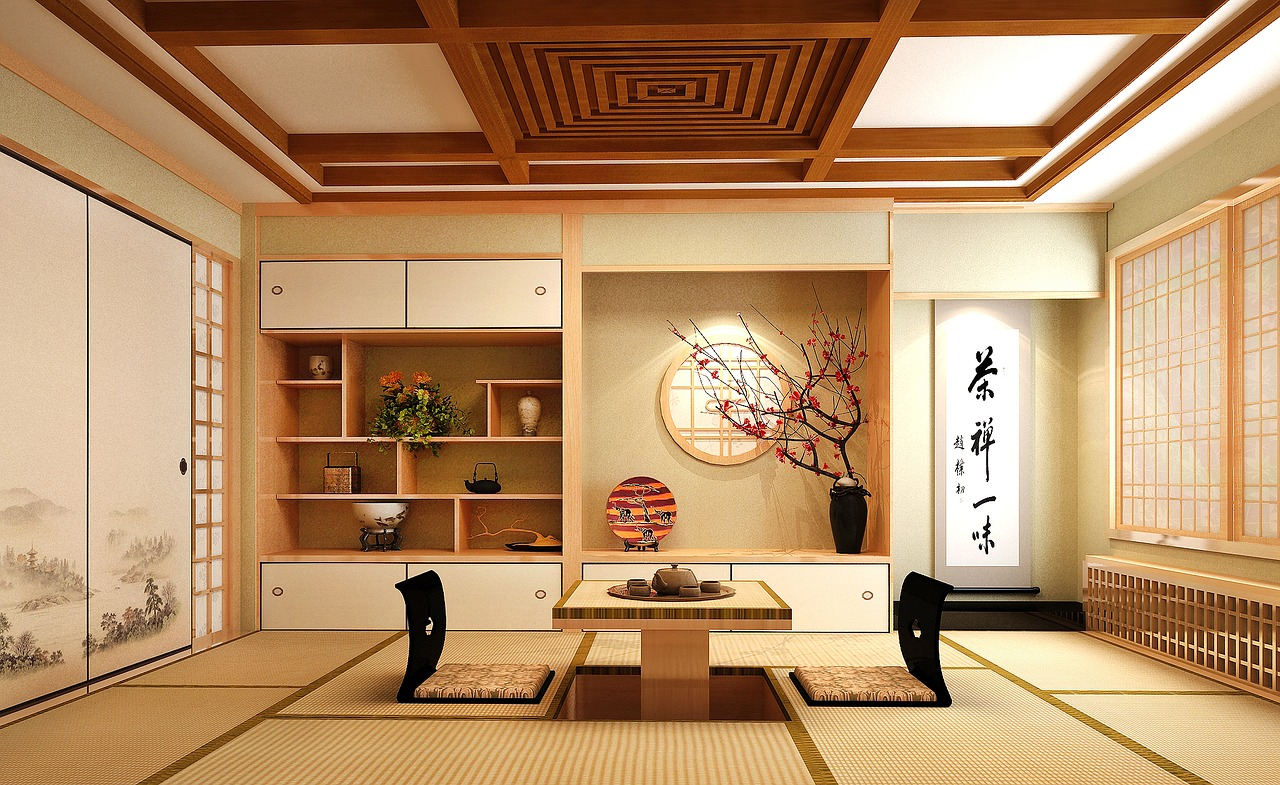Arredare casa in stile giapponese 10 idee e ispirazioni for Preventivo arredamento casa