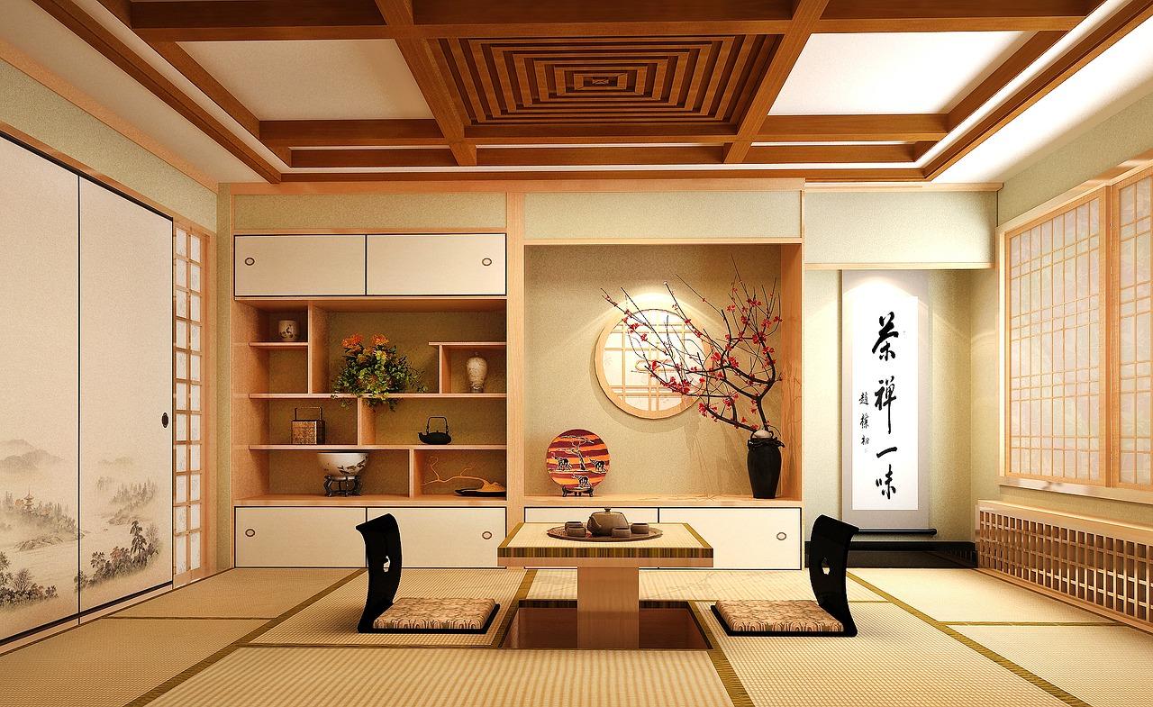 Camera Da Letto Giapponese arredare casa in stile giapponese: 10 idee e ispirazioni da