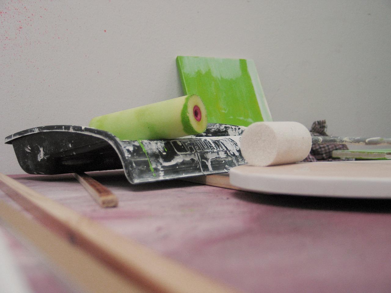 Pitturare una parete in modo facile e veloce