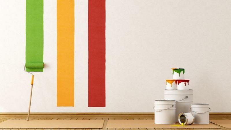 Pitturare Le Pareti A Spruzzo.Pitture Per Pareti Tecniche Particolari Colori E Costi