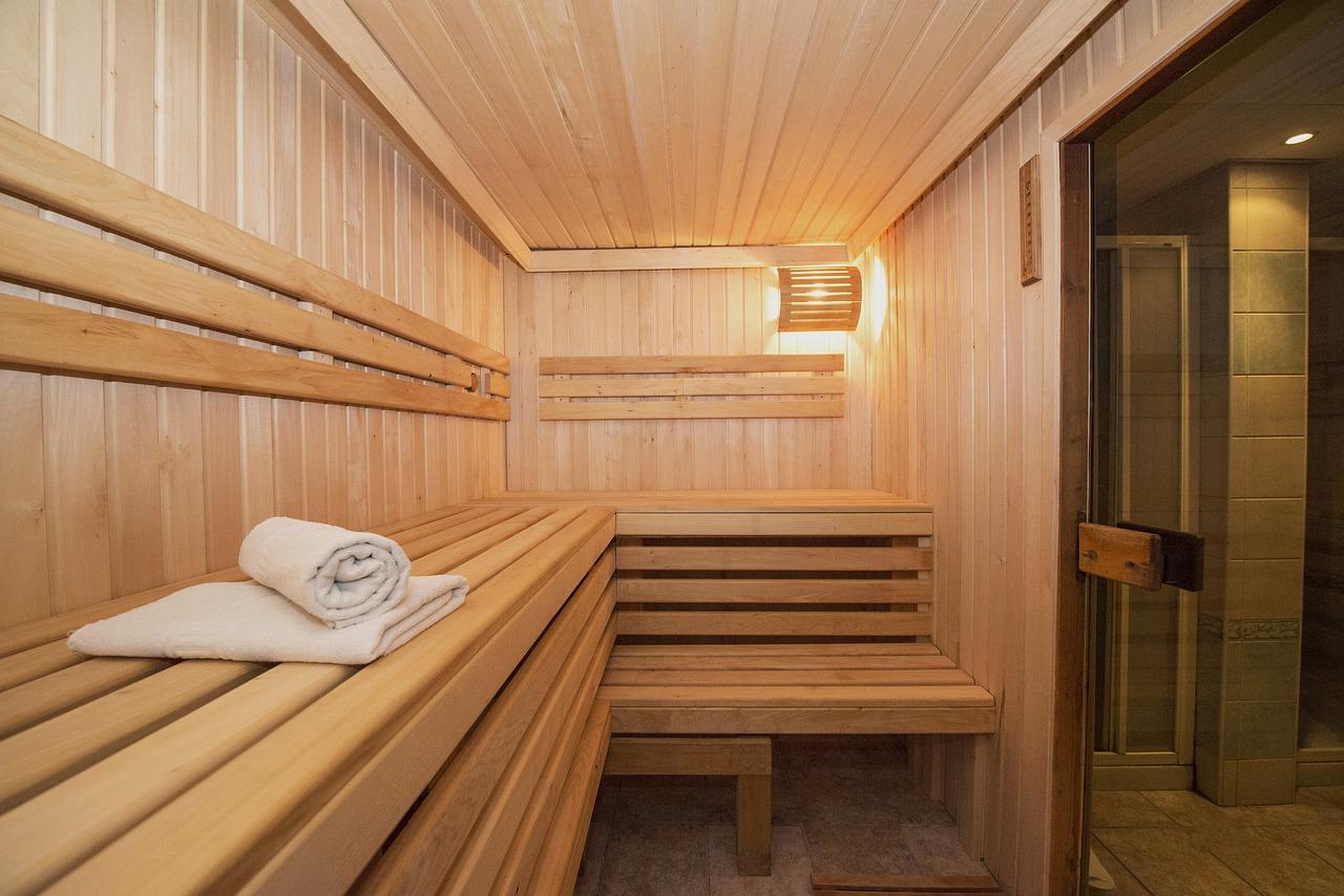 Sauna In Casa Consumi come realizzare una sauna in casa? idee e prezzi