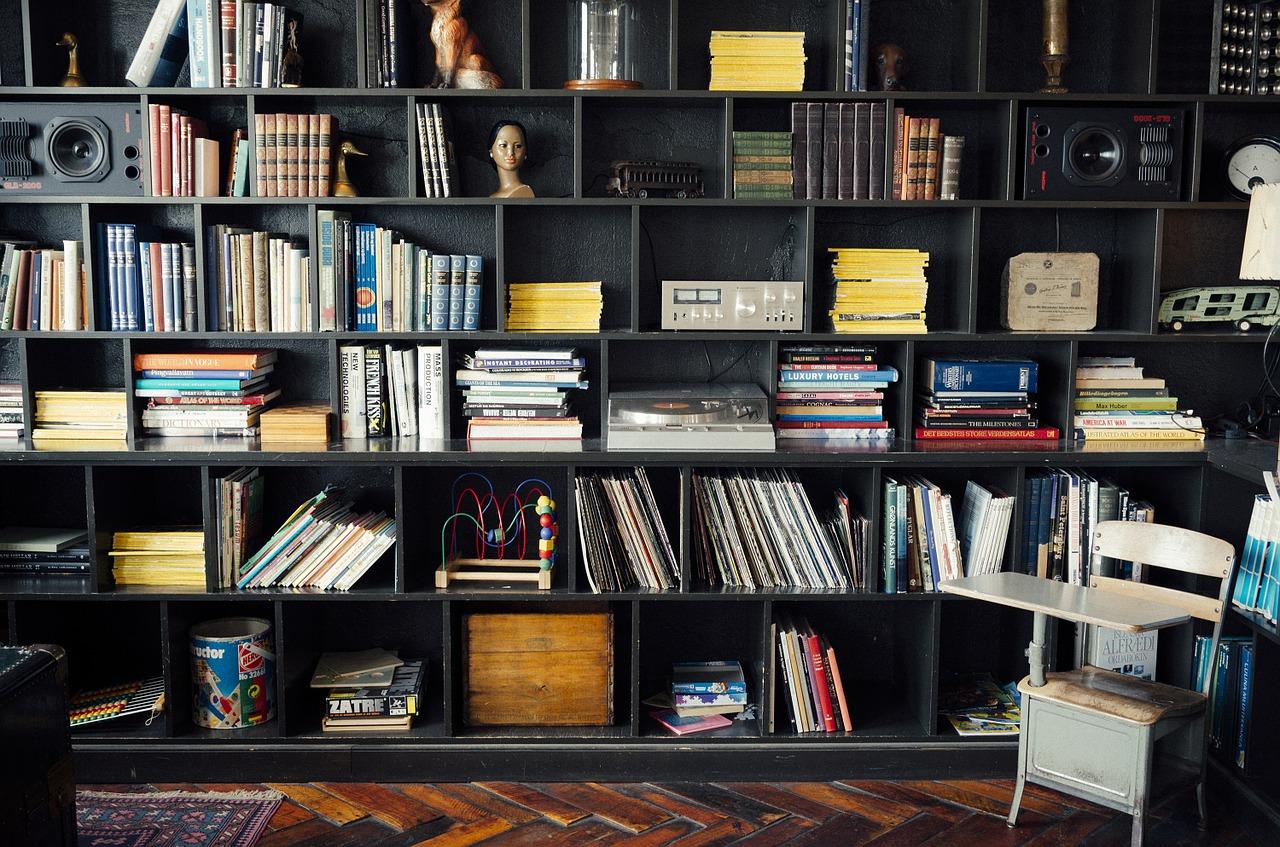 Libreria in ferro battuto: una soluzione di design per i tuoi libri