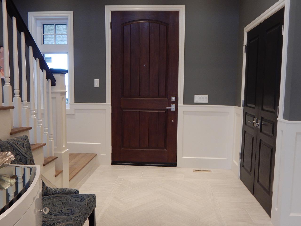 Dipingere Le Porte Di Casa come scegliere il colore delle porte interne?