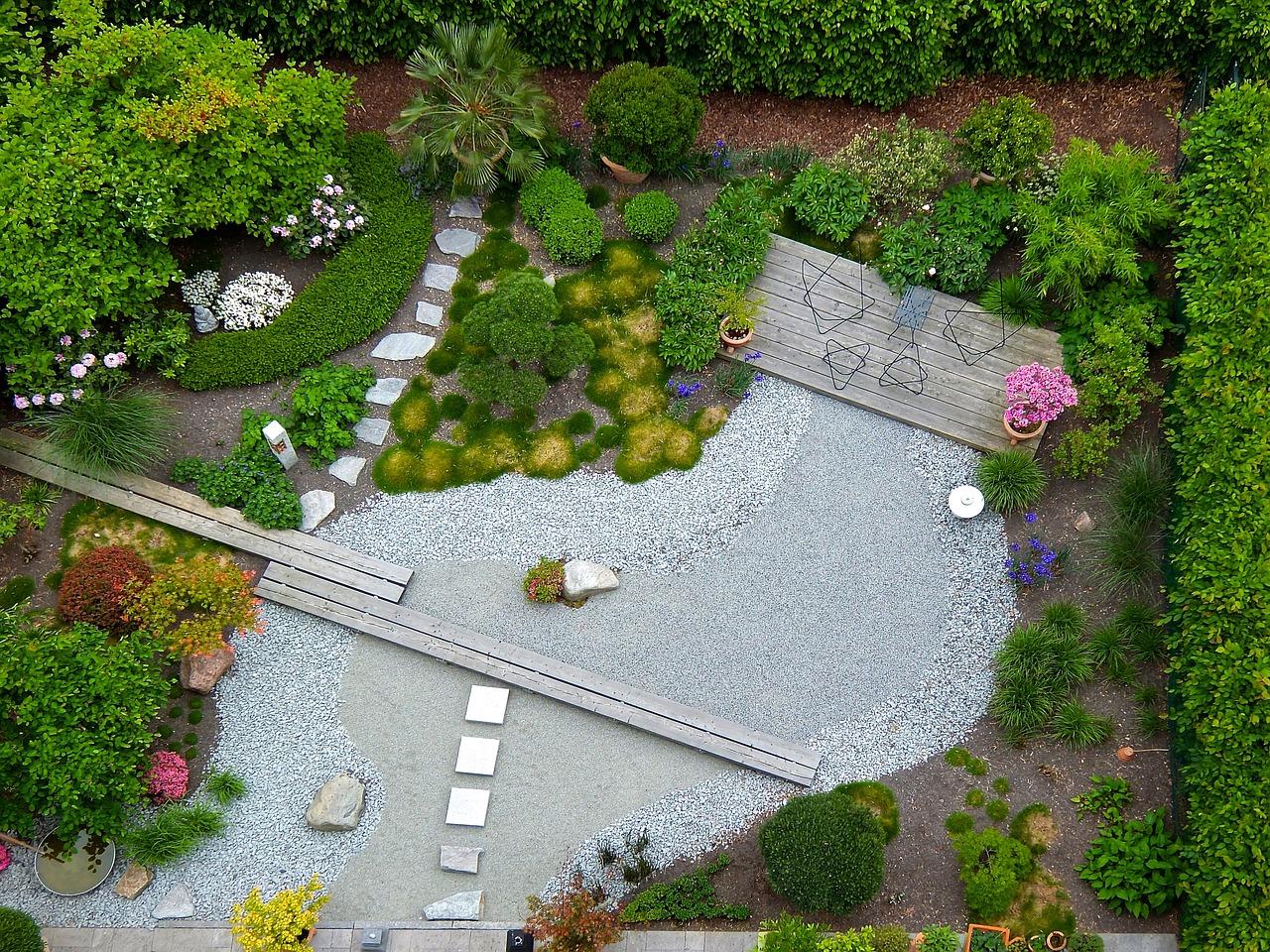 Come Costruire Un Giardino Di Ghiaia : Come realizzare un giardino zen da esterno?