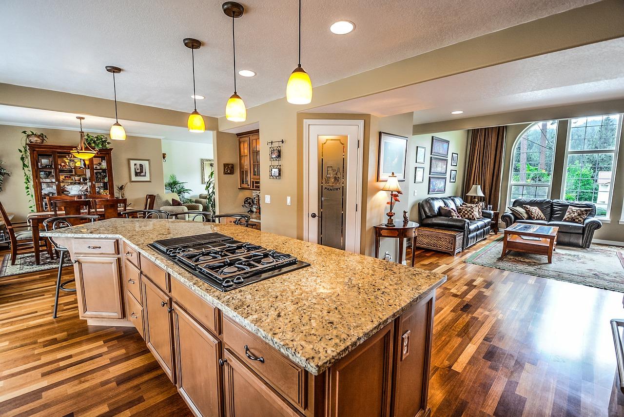 Passavivande: un\'idea per mettere in comunicazione cucina e soggiorno