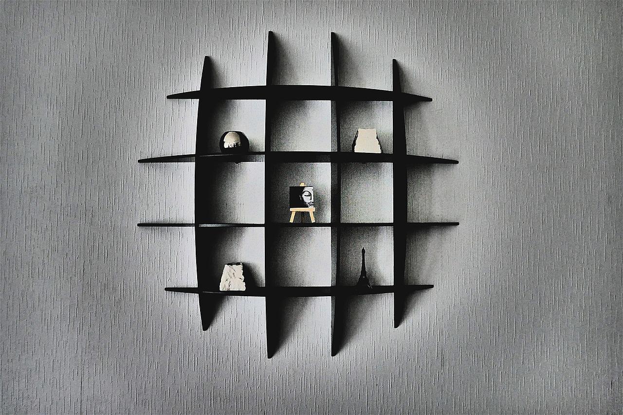 Idee Per Posizionare Mensole le nuove mensole di design sono in formato micro