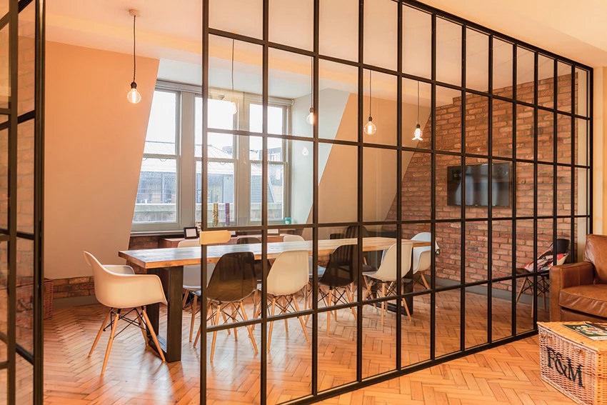 Pareti divisorie mobili 10 idee per separare gli ambienti for Ambienti interni moderni