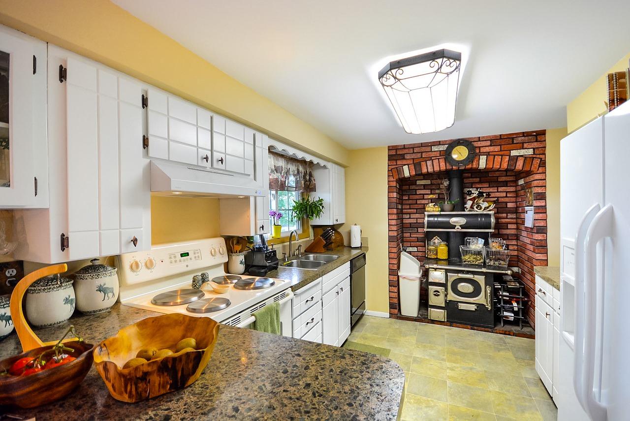 Come arredare una cucina in stile country in una casa di città