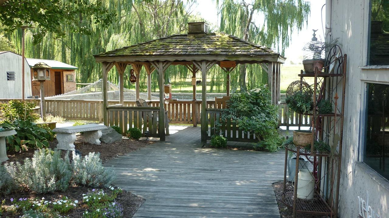 Idee Per Il Giardino Di Casa : Pergole da giardino: 10 idee per un esterno di design