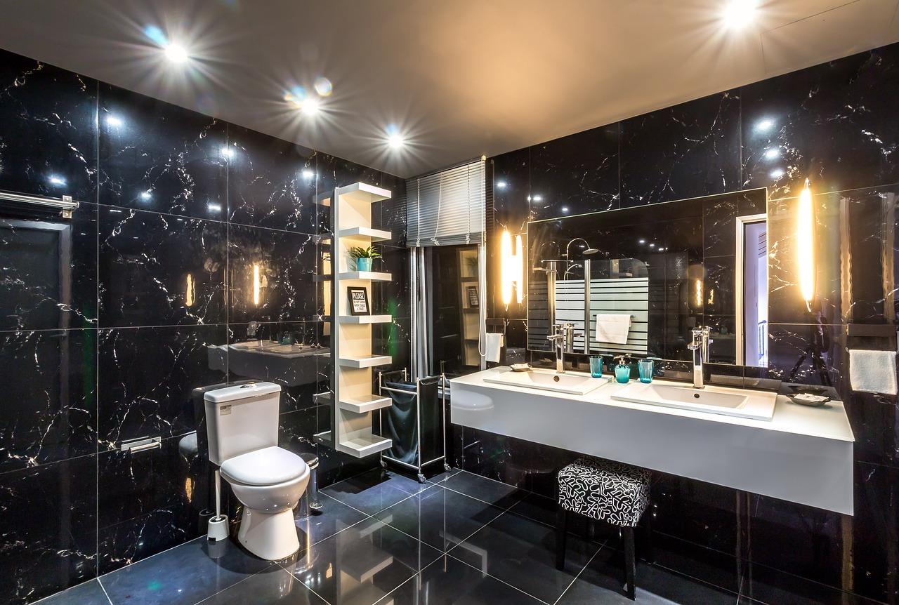 Bagni Di Lusso Moderni bagni in marmo: tante idee per un bagno di lusso