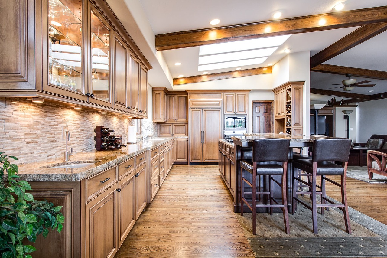 Colori Per Interni Casa Rustica cucine rustiche in muratura: 10 idee da copiare