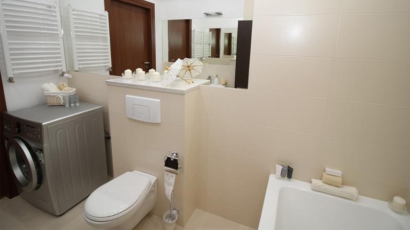 Piccoli Bagni Di Campagna : Arredo per bagno di servizio mobili e arredamento per la