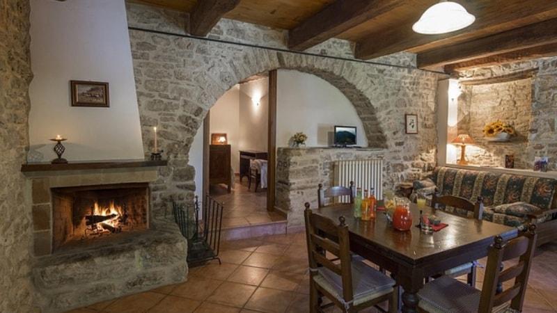Case In Pietra Di Montagna : Case in pietrau povere case in sasso u terre della valdarda